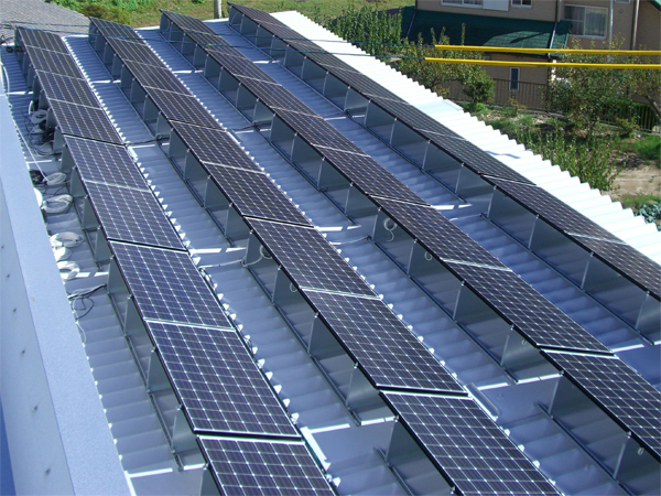 有限会社竹内工業様産業用太陽光2