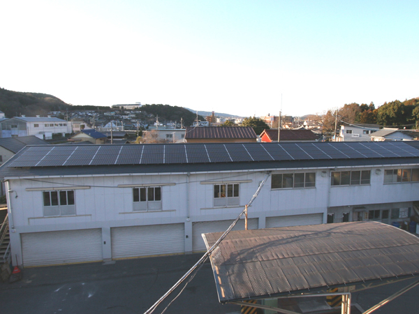 ヤマカ陶料株式会社様産業用太陽光
